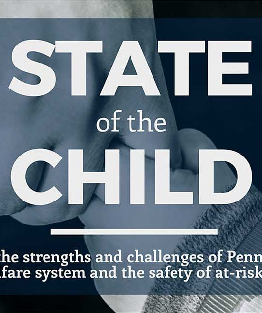 PA Auditor General releases report on 'broken' child welfare system